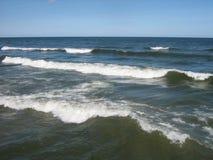 Mar Báltico agitado Imagens de Stock Royalty Free