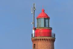 Mar Báltico del faro Fotografía de archivo libre de regalías