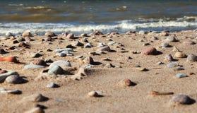 Mar Báltico tranquilo Imagenes de archivo