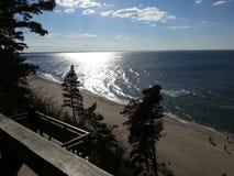 Mar Baltico immagini stock