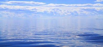 Mar blanco, Karelia, al norte de Rusia Fotos de archivo libres de regalías