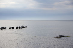 Mar Báltico Fotografía de archivo