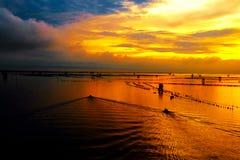 Mar bonito Foto de Stock