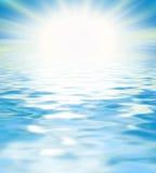Mar bonito cénico Fotografia de Stock Royalty Free