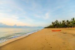 Mar bonito na manhã 3 Fotografia de Stock Royalty Free