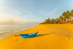 Mar bonito na manhã 5 Fotografia de Stock Royalty Free