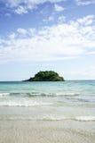 Mar bonito no verão Imagens de Stock