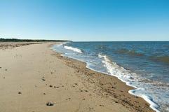 Mar branco Rússia, foto de stock