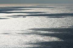 Mar brillante Foto de archivo libre de regalías