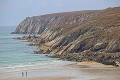 Mar céltico Foto de archivo
