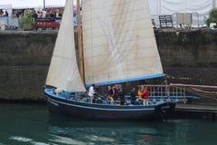 Mar céltico Fotos de archivo