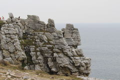 Mar céltico Imagenes de archivo