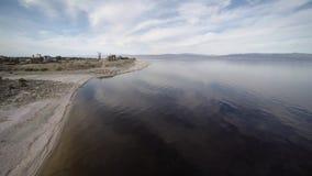 Mar Califórnia de Salton vídeos de arquivo