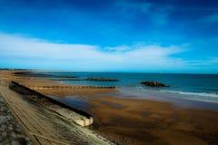 Mar calmo Imagem de Stock