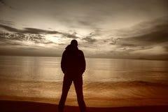 Mar Calo-Negro fotos de archivo