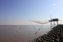 Mar Cinese Orientale Fotografia Stock Libera da Diritti