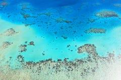 Mar coralino del gran filón de barrera fotos de archivo libres de regalías