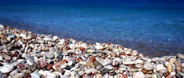 Mar da água a mais limpa Imagem de Stock
