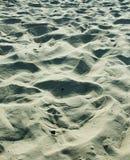 Mar da areia imagem de stock