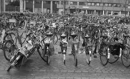Mar da bicicleta Imagens de Stock