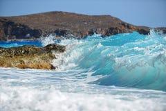 Mar da costa Fotos de Stock