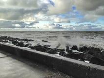Mar da Holanda - gancho da Holanda Fotografia de Stock
