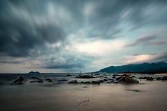 Mar da manhã Foto de Stock