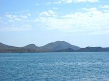 Mar da paisagem Fotografia de Stock