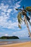 Mar da vista. Imagens de Stock Royalty Free