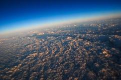 Mar de ââclouds Imagenes de archivo