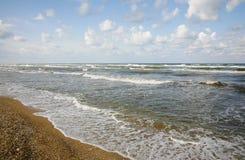 Mar de adriático foto de stock