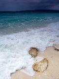 Mar de adriático fotografia de stock
