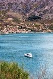 Mar de adriático Montenegro Foto de Stock