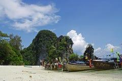 Mar de Andaman Imagem de Stock Royalty Free