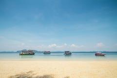 Mar de Andaman 7 Fotografia de Stock Royalty Free