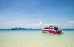 Mar de Andaman 4 Imagens de Stock Royalty Free