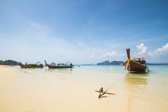 Mar de Andaman 4 fotos de stock royalty free