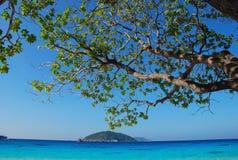 Mar de Andaman Imagens de Stock