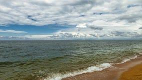 Mar de Azov Imagens de Stock Royalty Free