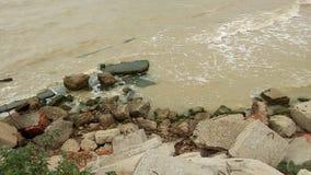 Mar de Azov Imagem de Stock