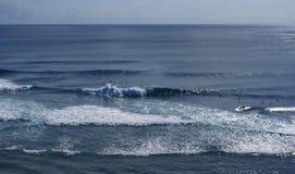 Mar de Bali Foto de Stock