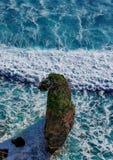 Mar de Bali Imagem de Stock