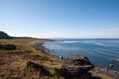 Mar de Barents Imagenes de archivo