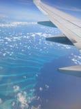 Mar de Caribean Imagens de Stock