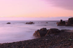 Mar de Chile Imagen de archivo