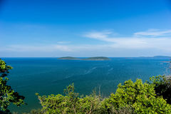 Mar de Chumphon Foto de Stock Royalty Free