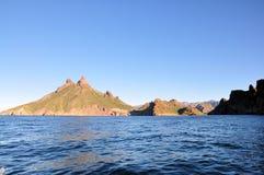 Mar de Cortes Imagens de Stock Royalty Free