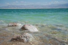 Mar de Ein Bokek Imágenes de archivo libres de regalías