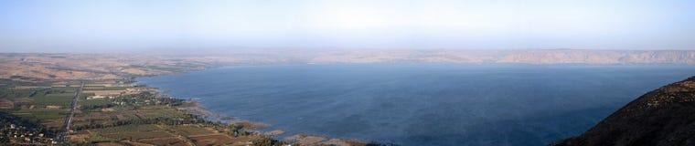 Mar de Galilee Fotos de Stock