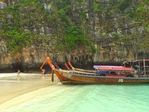 Mar de Krabi Imagenes de archivo